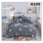H109 - King/Queen 4in1 Fitted Sheet