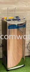 E-700 Yamada Direct Pipe In Hot & Cold Water Cooler Water Cooler Rental Version