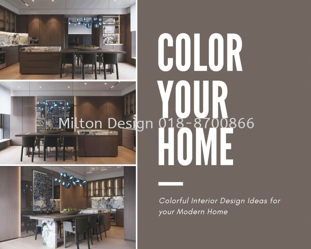 Color Your Home ~