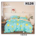H126 - King/Queen 4in1 Fitted Sheet