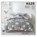 H125 - King/Queen 4in1 Fitted Sheet