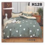 H128 - King/Queen 4in1 Fitted Sheet