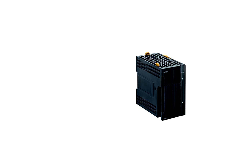 OMRON NX-PA / PD Powerful power supply unit to supply stable power to the NX-series controller.