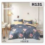 H131 - King/Queen 4in1 Fitted Sheet