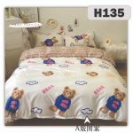 H135 - King/Queen 4in1 Fitted Sheet