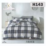 H143 - King/Queen 4in1 Fitted Sheet