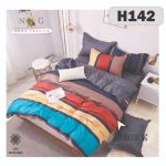 H142 - King/Queen 4in1 Fitted Sheet