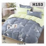 H153 - King/Queen 4in1 Fitted Sheet