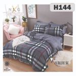 H144 - King/Queen 4in1 Fitted Sheet