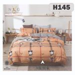 H145 - King/Queen 4in1 Fitted Sheet