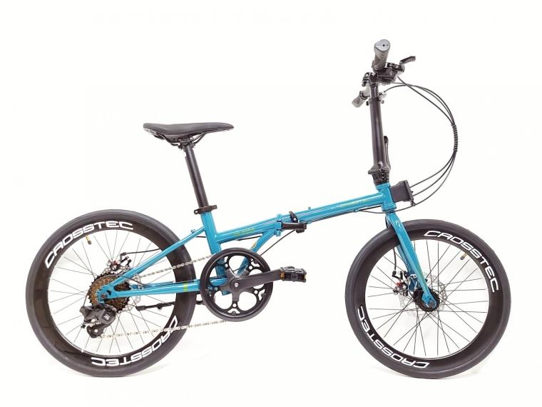 """20"""" Foldie Olavia 9s 20 inch Folding Bike Folding Bike"""
