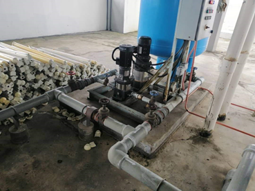 Piping and Pump Systems