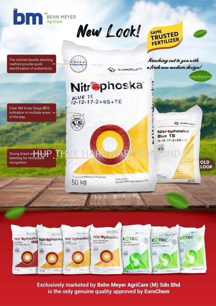 NEW LOOK OF NITROPHOSKA