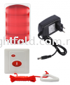 ERACALL WIRELESS DISABLE TOILET CALL SYSTEM Disable Toilet Emergency Call System Nurse Call System