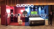 Cuckoo Display Booth, Homedec Exhibition Booth Booth Design