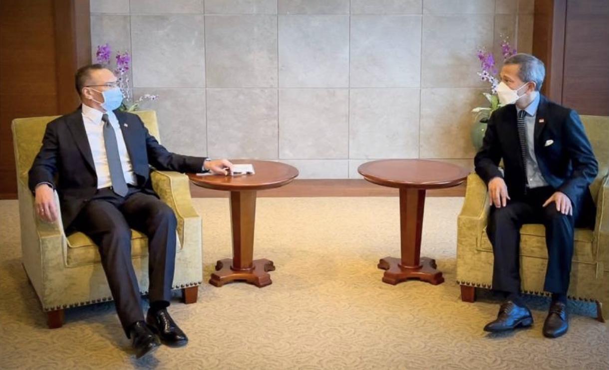 希山:盼新国政府允大马员工外交官住所隔离
