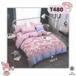 T480 - Single 2in1 Fitted Sheet