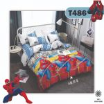 T486 - Single 2in1 Fitted Sheet