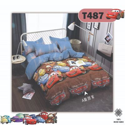 T487 - Single 2in1 Fitted Sheet