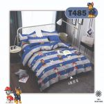 T485 - Single 2in1 Fitted Sheet