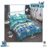 T479 - Single 2in1 Fitted Sheet