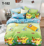 T182 - Single 2in1 Fitted Sheet