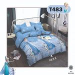 T483 - Single 2in1 Fitted Sheet
