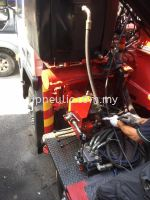 LORRY CRANE REPLACEMENT HYDRAULIC HOSES