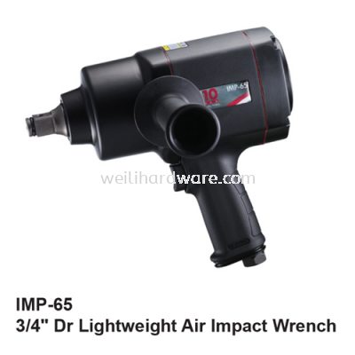 """M10 3/4"""" DR Air Impact Wrench"""