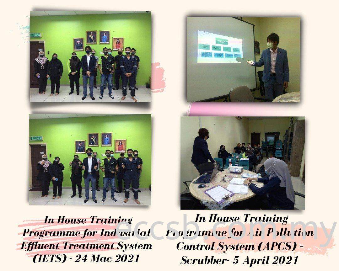In-House Training Programme for Industrial Effluent Treatment System (IETS)