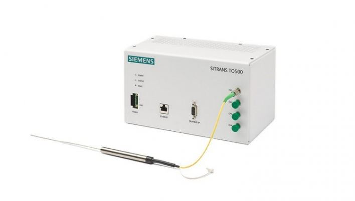 Siemens SITRANS TO500