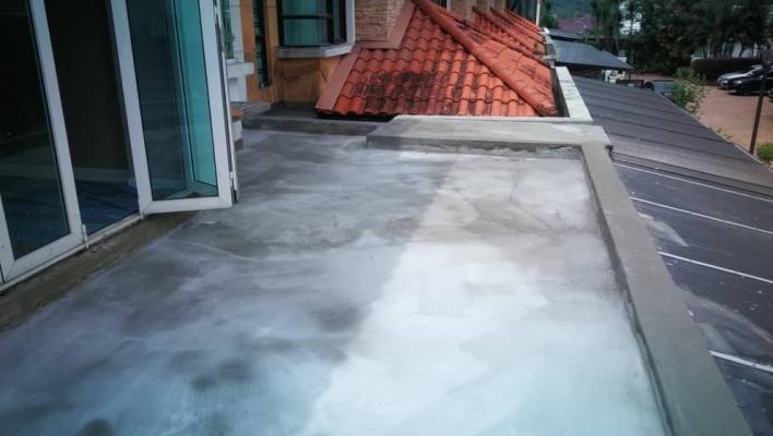 injection waterproofing