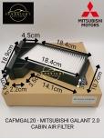 CAFMGAL20 - MITSUBISHI GALANT 2.0 CABIN AIR FILTER
