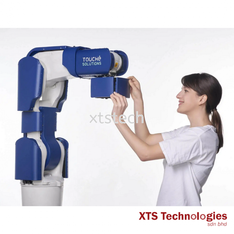 T-Skin from Touché Solutions (Robotic Arm Safety Skin) 🦾👕