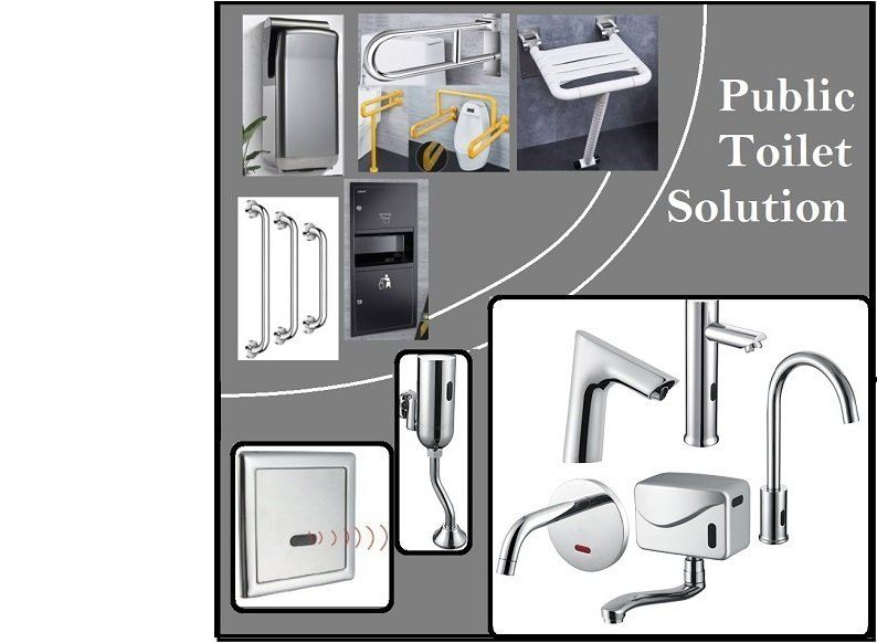 TOUCHLESS SENSOR PRODUCTS