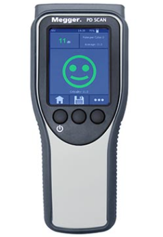 MEGGER PD SCAN Online PD Handheld Scanner