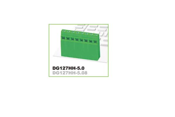 DEGSON DG127HH-5.0/5.08 PCB UNIVERSAL SCREW TERMINAL BLOCK