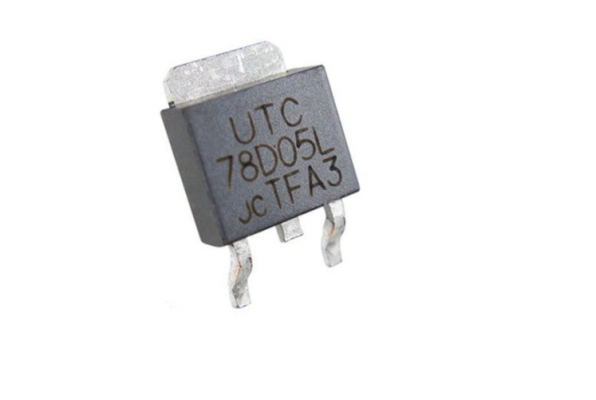 UTC 78DXX POSITIVE VOLTAGE REGULATOR