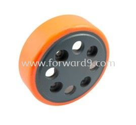 Crown Support Wheel  Power Stacker Wheel Wheels and Tyres