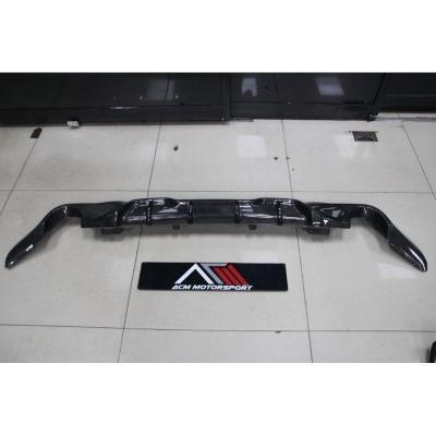 BMW G20 peformance carbon fiber rear diffuser