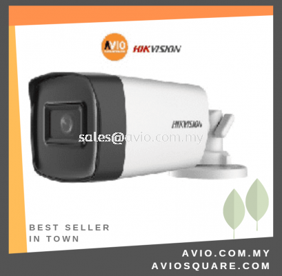 Hikvision DS-2CE17H0T-IT3F© 5MP 40m IR Bullet CCTV Camera
