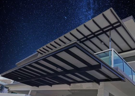 ACP Awning & Roofing Day Night Visual Reference - Malaysia