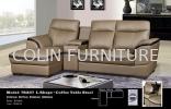 78337 3L Shape Sofa L SHAPE SOFA PVC/PU/LEATHER SOFA SOFA