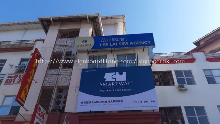 smartway billboard signage signboard