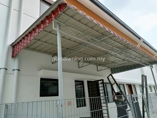 Metal Roofing @Jalan Setia Permai U13/41E, Setia Permai, Shah Alam, Selangor