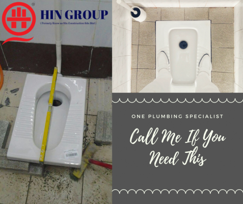 Looking For Squatting Toilet Installation For Your Bathroom ?