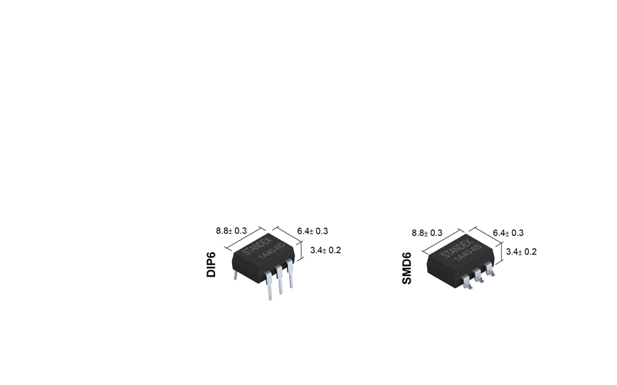 STANDEX SMP-1A40 Photo-Mosfet Relay