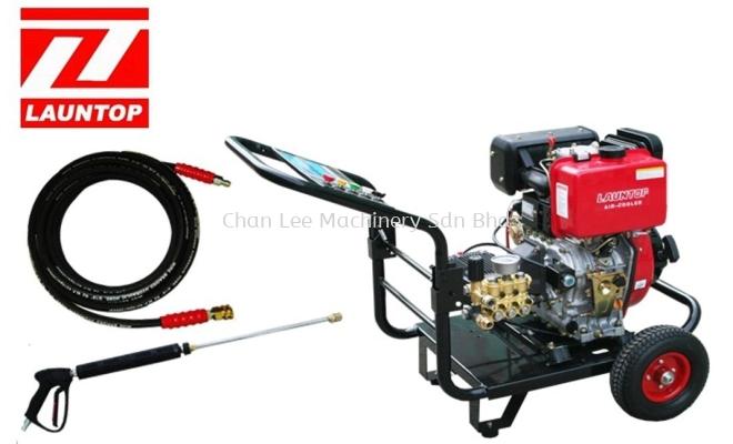 LAUNTOP Diesel High Pressure Washer -LDPW2700E