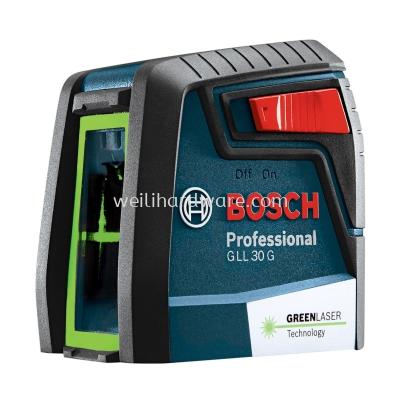 BOSCH GLL30G GREEN LINE LASER PROFESSIONAL