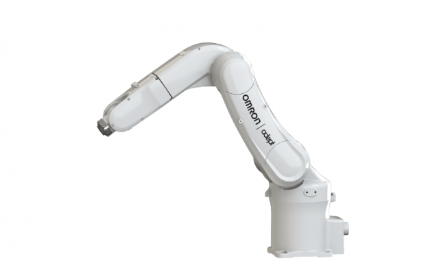 OMRON Viper 650 Articulated robot for machining, assembly, and material handling